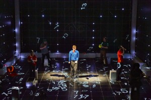 The Curious Incident of the Dog in the Night-Time on Stage