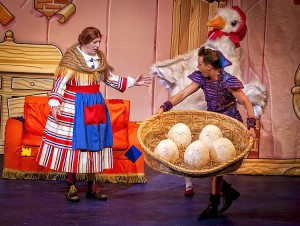 Old Mother Goose at York Theatre Royal