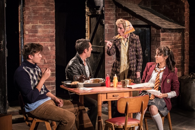 East is East at Manchester Opera House