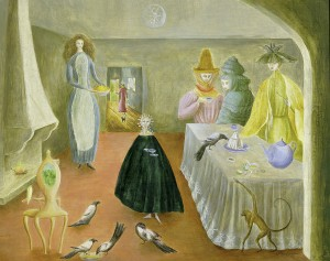 Leonora Carrington - The Old Maids, 1947