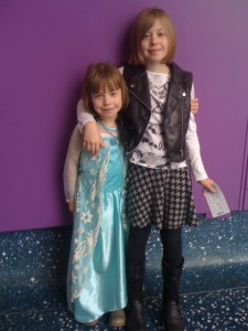 Nell and Lily
