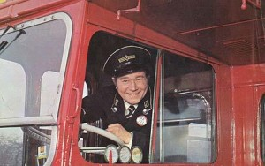 Reg Varney in On the Buses