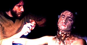 Rick Baker and Griffin Dunne