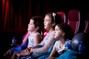Sing-A-Long-A-Frozen audience