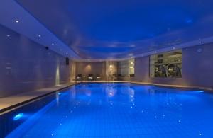 Radisson Blu Manchester Spa Pool