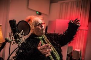 Recording Carnival of Souls at Cornerhouse