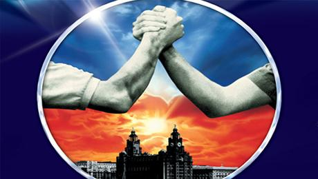 blood brothers theatre review coursework