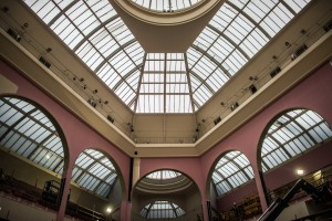 Manchester's Corn Exchange by Chris Payne