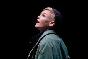 Maxine Peake in Hamlet film
