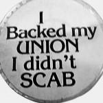 Strike badge
