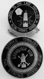 Strike badges