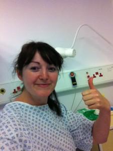 Wendy Pratt on IVF