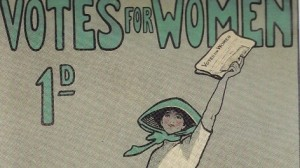 Wonder Women - suffragettes