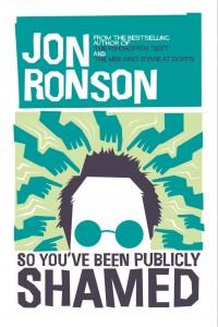 Shamed by Jon Ronson