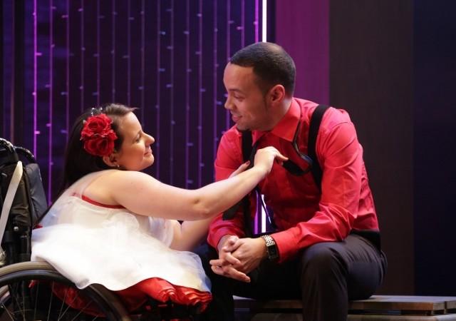 Ricci McLeod (Groom) Amy Conachan (Bride) in Blood Wedding