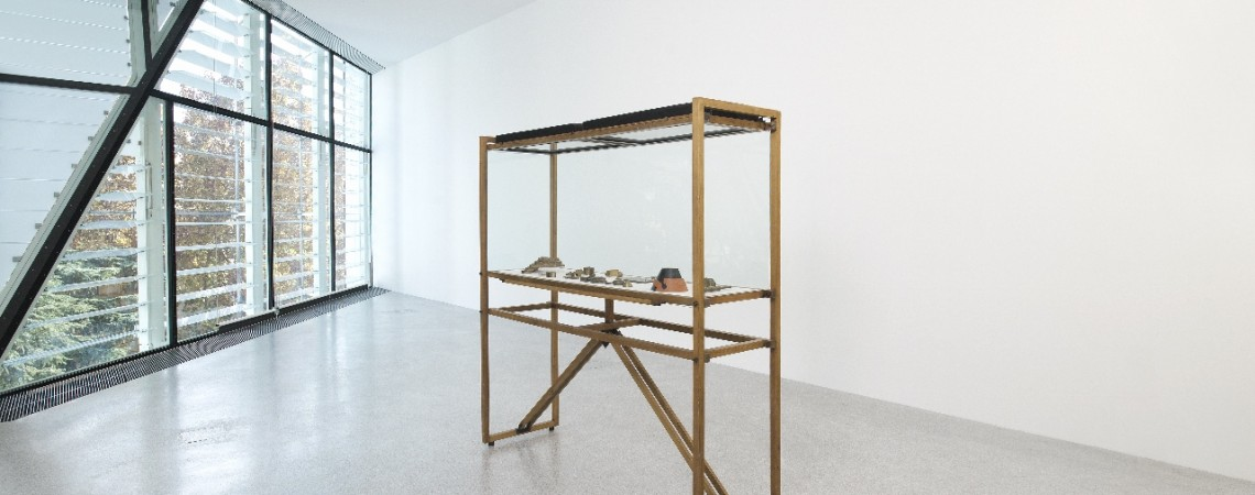 Carlo Scarpa, Vitrine (1956) with Twenty Laboratory Tests for the Brion Tomb (1969-78)