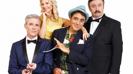 Dirty Rotten Scoundrels at the Manchester Opera House