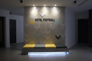Hotel Football Reception