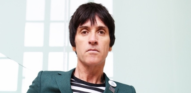 Johnny Marr on Manchester, architecture and his autobiography