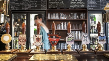 Alphabet Brewing Company at Port Street Beer House
