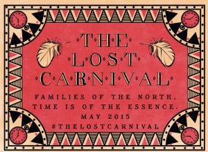The Lost Carnival Poster