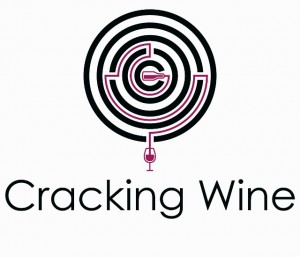 Cracking Wine Logo