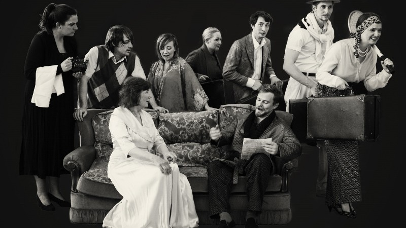 Hay Fever at The People's Theatre