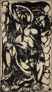 Jackson Pollock, Number 5, 1952