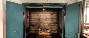 Lift shaft table