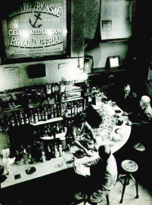Ma Boyle's in its heyday in Old Hall Street