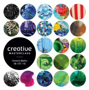 Creative Masterclass at Victoria Baths