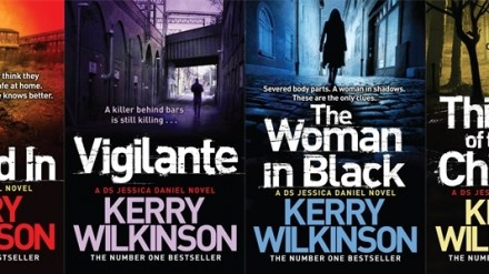 Kerry Wilkinson books