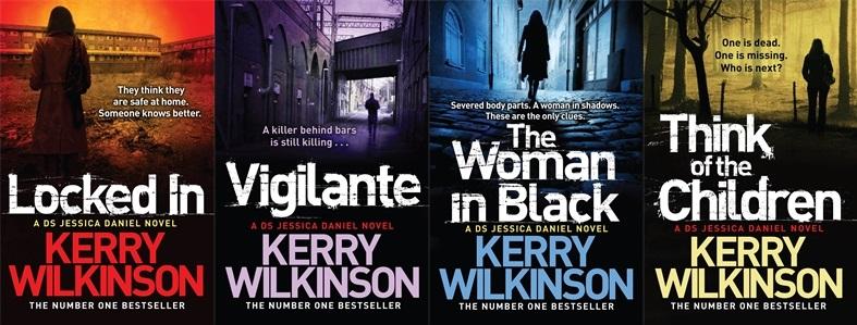 Kerry Wilkinson books