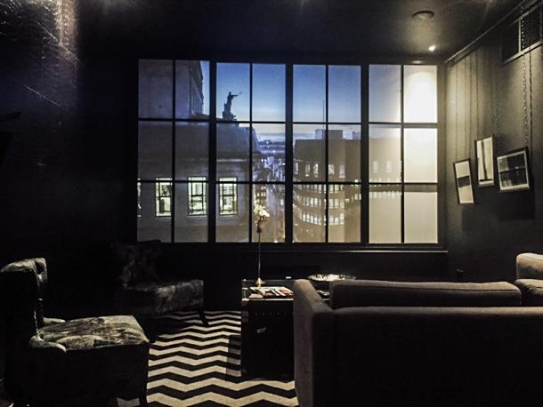 Inner Sanctum At Hotel Gotham