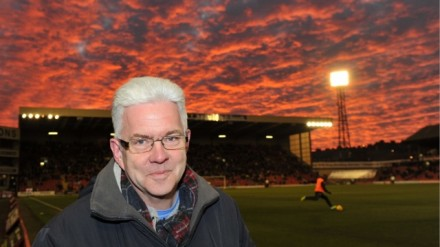 Ian McMillan, Barnsley FC Oakwell stadium, credit www.turningimages.co.uk