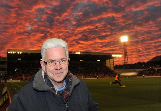 Ian McMillan, Barnsley FC Oakwell stadium, credit www.turningimages.co.uk