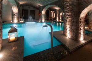 Spa at Titanic Hotel, Liverpool