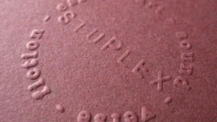Stuplex stamp
