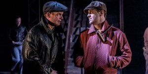 Tim Chipping & Jamie Sives - Arthur Miller's The Hook - Liverpool Everyman Theatre by Manuel Harlan