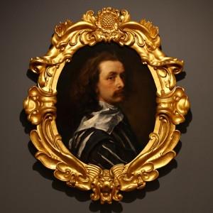 Self-portrait. Sir Anthony van Dyck, c.1640 © Matthew Graham
