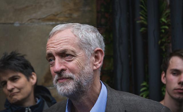 Jeremy Corbyn photo by Phil Pounder