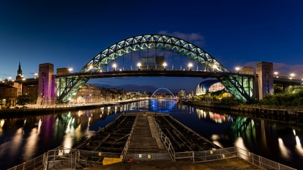 Newcastle by Phil Pounder