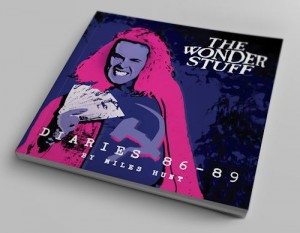 The Wonder Stuff - diaries