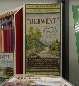 Derwent Pencils