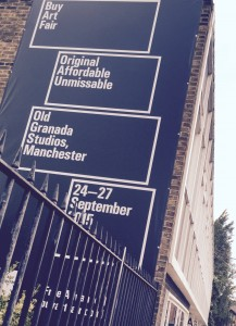 Manchester Contemporary and Buy Art Fair