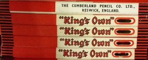 King's Own Pencils