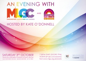 An Evening with Manchester Lesbian & Gay Chorus