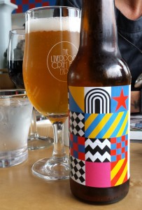 Mad Hatter beer, photo by Damon Fairclough