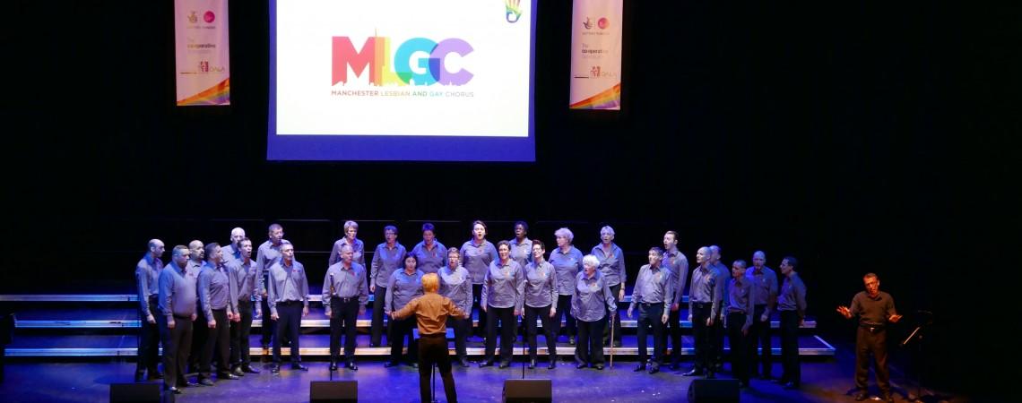 Manchester Lesbian Gay Chorus (MLGC)