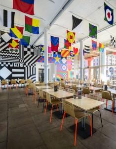 Tate Cafe - copyright Tate Liverpool
